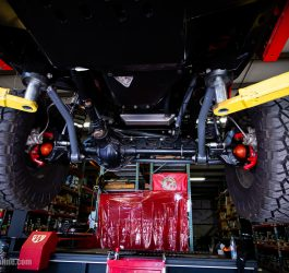 Carbage Online Justin Banner Synergy Manufacturing Poly Performance Jeep JK Commando Jeepster LQ9-1