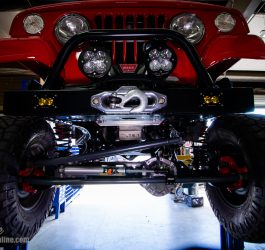 Carbage Online Justin Banner Synergy Manufacturing Poly Performance Jeep JK Commando Jeepster LQ9-4
