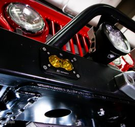Carbage Online Justin Banner Synergy Manufacturing Poly Performance Jeep JK Commando Jeepster LQ9-6