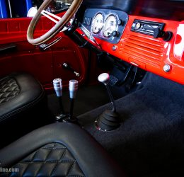 Carbage Online Justin Banner Synergy Manufacturing Poly Performance Jeep JK Commando Jeepster LQ9-64