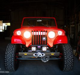 Carbage Online Justin Banner Synergy Manufacturing Poly Performance Jeep JK Commando Jeepster LQ9-80